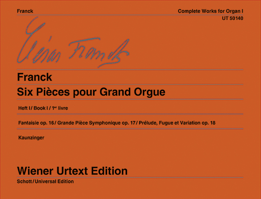 Complete-Works-for-Organ-Band-1-Six-Pieces-pour-Grand-Orgue-Edited-from-the-aut